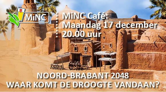 MiNC-Café maandag 17 december
