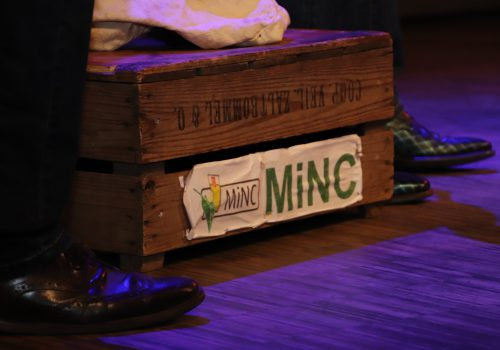 MiNC café 1 juli 2019 in beeld