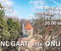 Maandag 22 maart 2021: MiNC-café online met drones en wespen